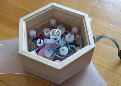 Hive-Stool-Electronics-troy-baverstock-designs