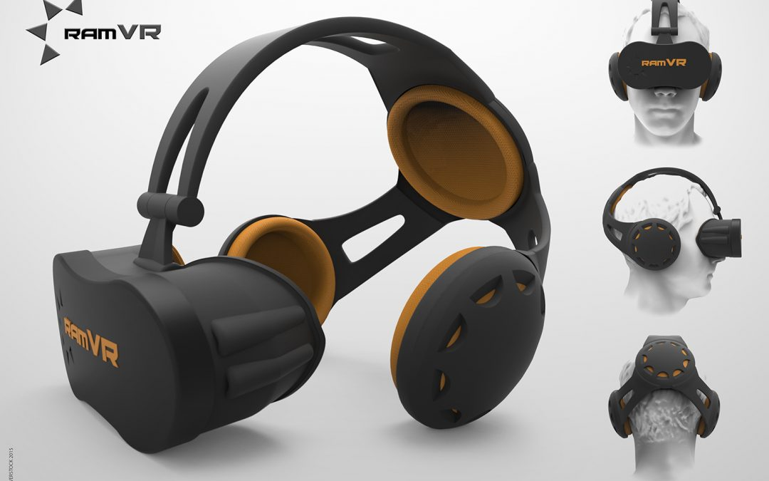 RamVR Headset