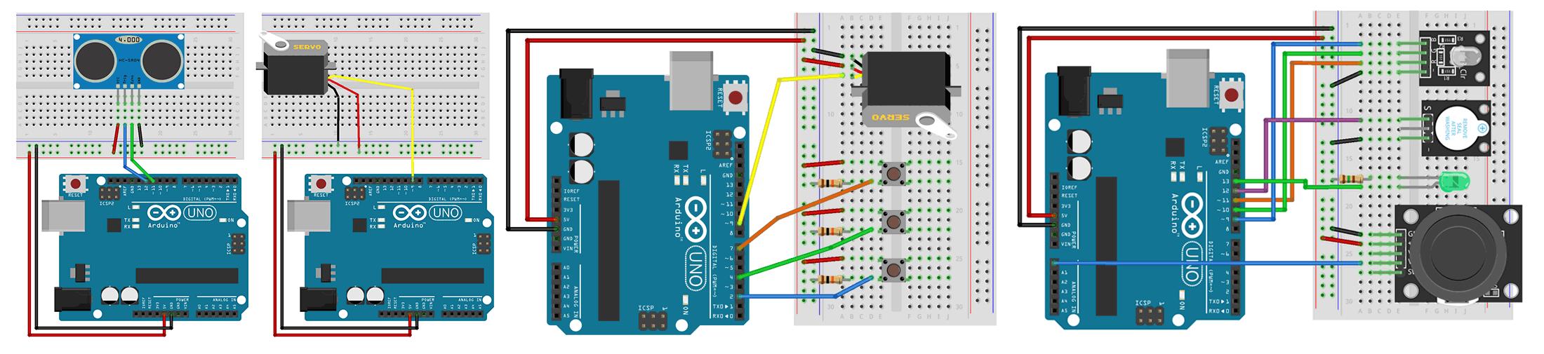 Fritzing – Circuit & Wiring Diagrams