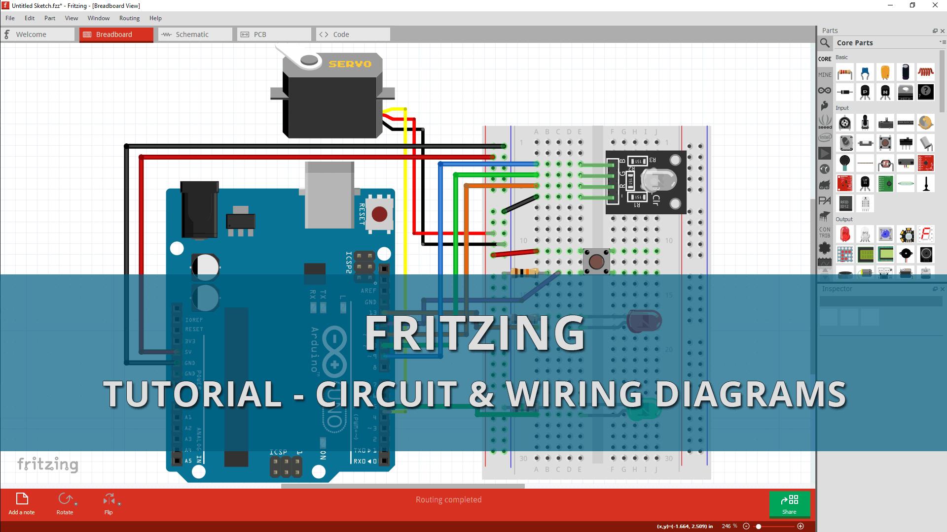 Astonishing Fritzing Circuit Wiring Diagrams Wiring Database Aboleterrageneticorg