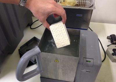 Steam Perfume 3D Print Making
