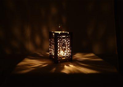 Steam Perfume Candle Shroud