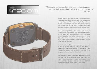 reclaim watches pg 1