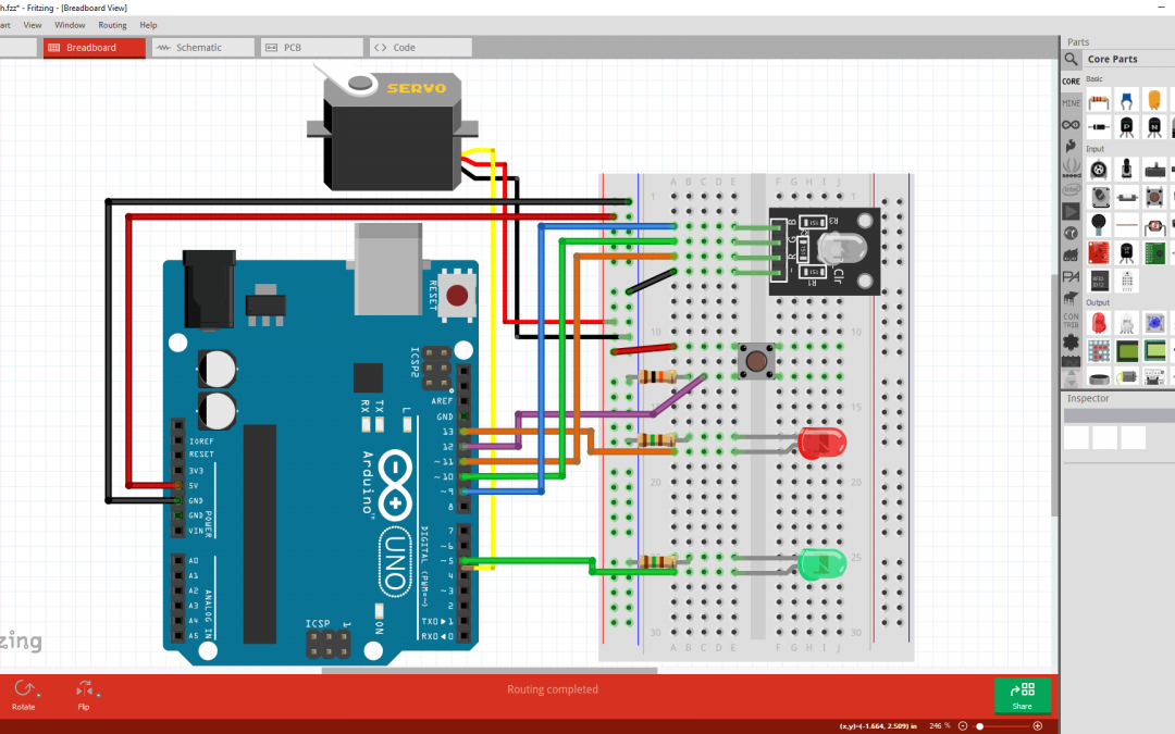 Fritzing – Circuit & Wiring Diagrams