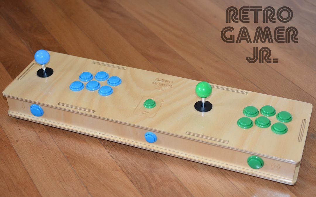 Retro Gamer JR.